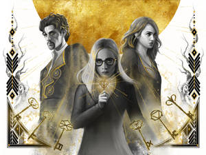 The Magicians Fan Art: Unlocking the clouded mind