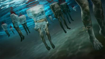 Underwater Ghosts