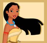 Winner's Prize: Pocahontas