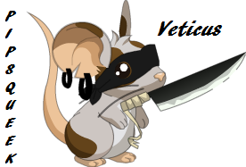 This Ninja Veticus by Dontkillllme