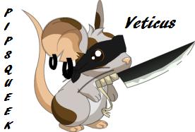 This Ninja Veticus by Dontkillllme