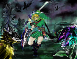 Hero of Spirit by Sora-na