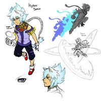 Hyper Sonic by Sora-na