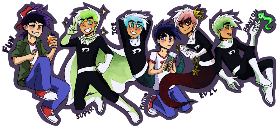 Ghost Skittles by Sora-na