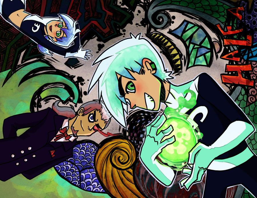 Kaleidoscope Paper by Sora-na