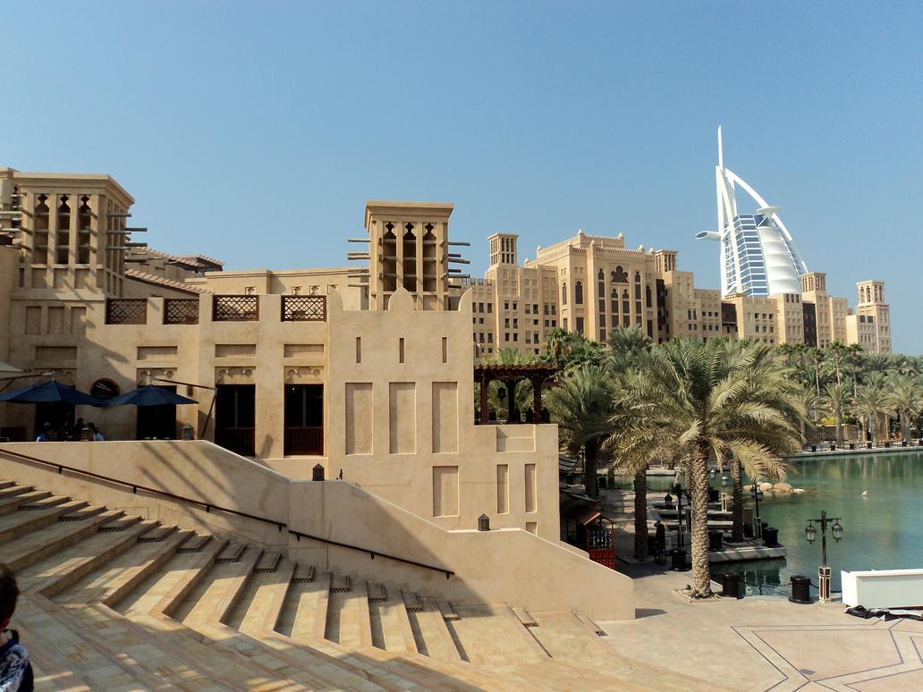 Dubai by WunderLogik