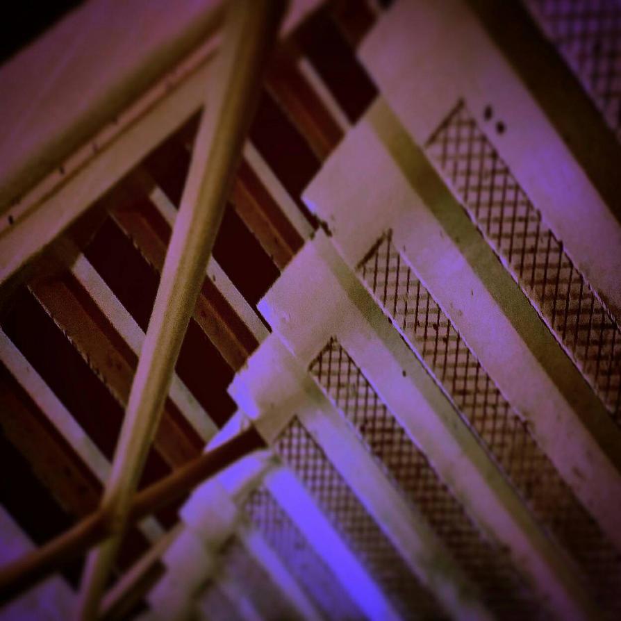 upstairs downstairs  by WunderLogik