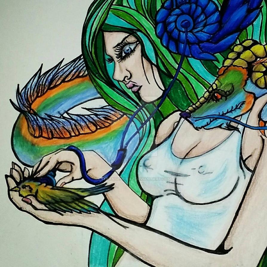 Twisted Healer by StrangeSpiral