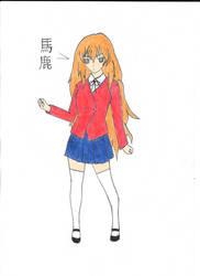 Aisaka Taiga by LapisGenerator