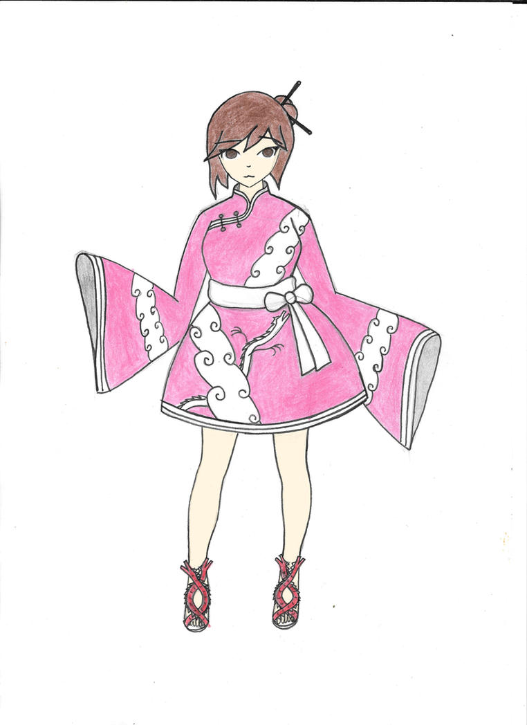 Festival Pink by LapisGenerator