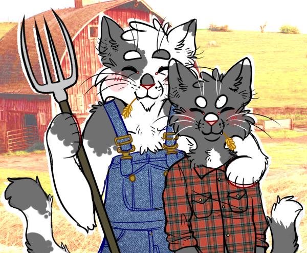 farmhands by gamakichisora