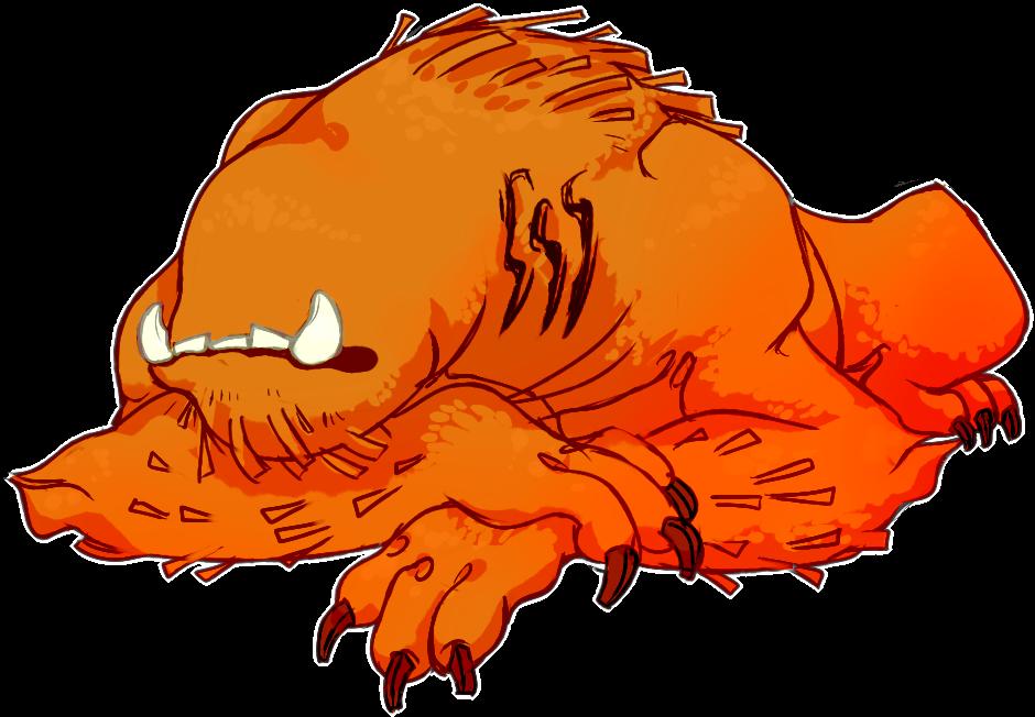 big buff cheeto puff by gamakichisora