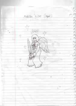 Angel: Maddiline's Ultimate Form...