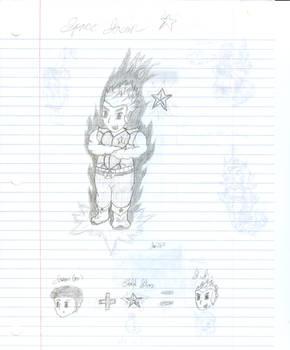 Retro OC's- Space Jason
