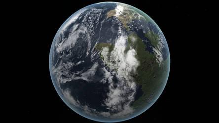 The Planet Kerbin