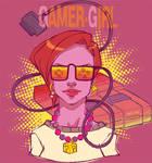 Gamer-Girl T-Shirt