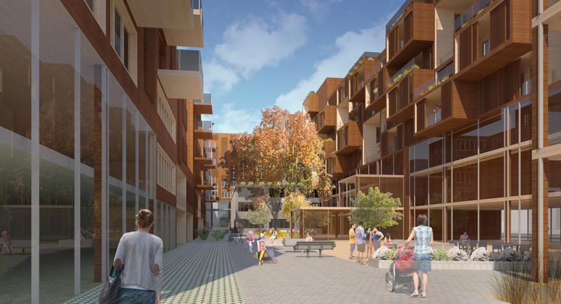 Castelneau housings 01 by catiniata