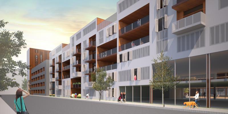 Castelneau housings 05 by catiniata