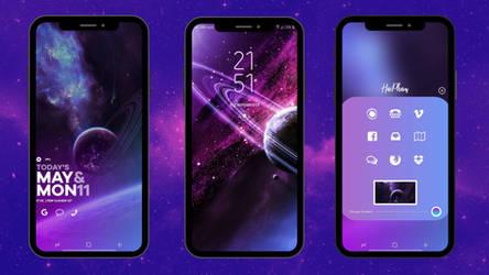 Cosmic Purple by haipham
