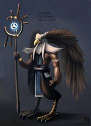 Accipian Wizard