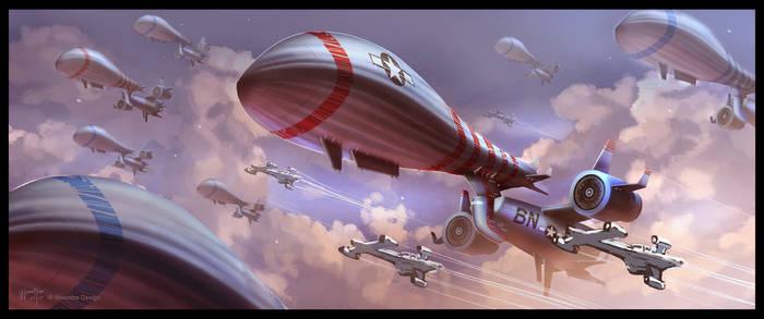 Airship Fleet