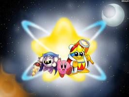 Pop Star Trio by Jdoesstuff