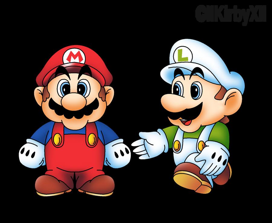 Classic Mario Bros. by llKirbyXll