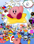 Kirby 20th Anniversary Collab