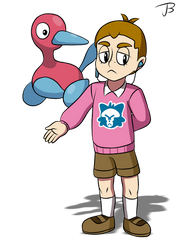 THIS KID IS WHY PORYGON IS IN SWSH