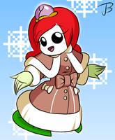 Winter Lilypad