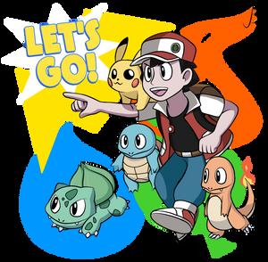 Let's Go Kanto