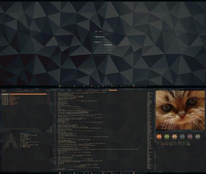 [arch] [awesomewm] July Desktop 2014 (v2)