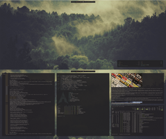 [swm/wmutils] - another dec 2015 desktop scrot by f-s0ciety