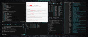 [bspwm] [arch] may 2016