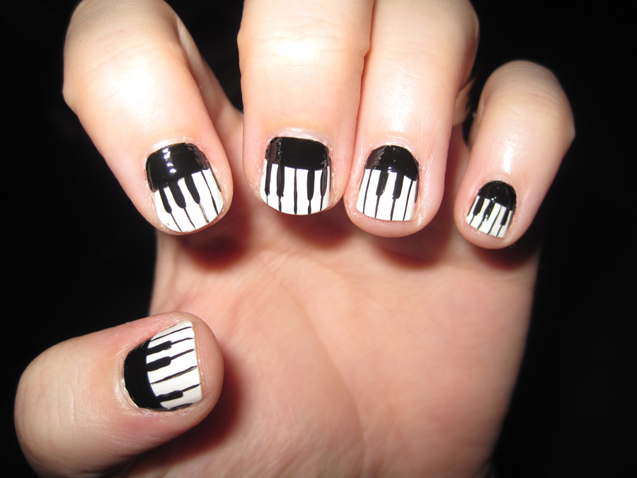 Nail Art Favourites By Sonic4465 On Deviantart