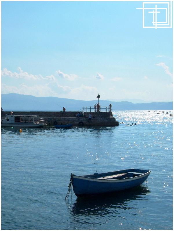 A Glimpse Of Lake Ohrid -2- by ArtBIT