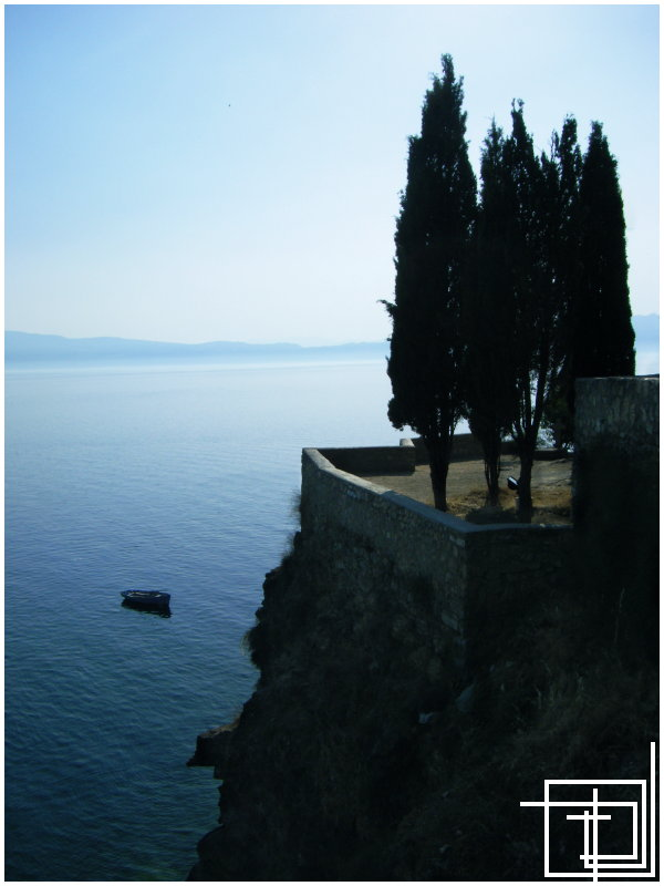 A Glimpse Of Lake Ohrid -3- by ArtBIT