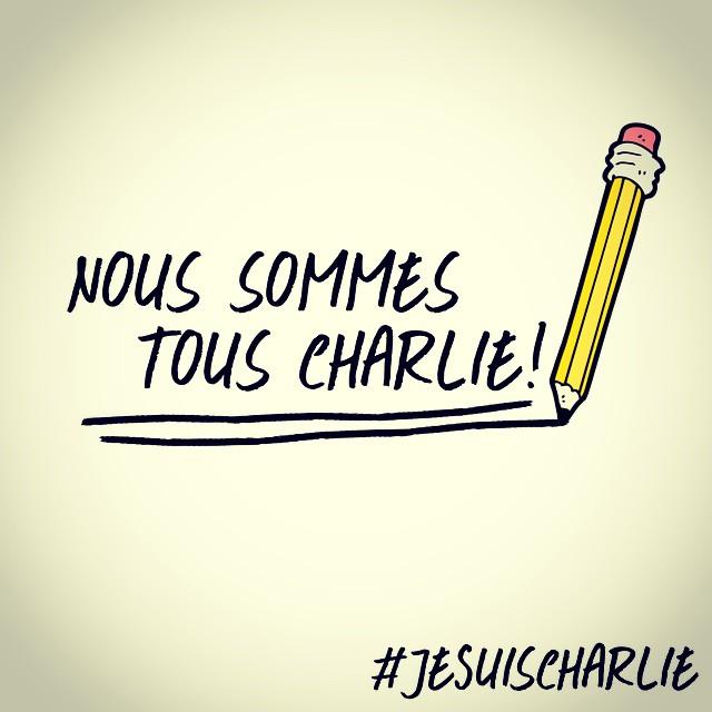 JeSuisCharlie by ArtBIT