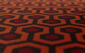 Overlook Hotel rug pattern