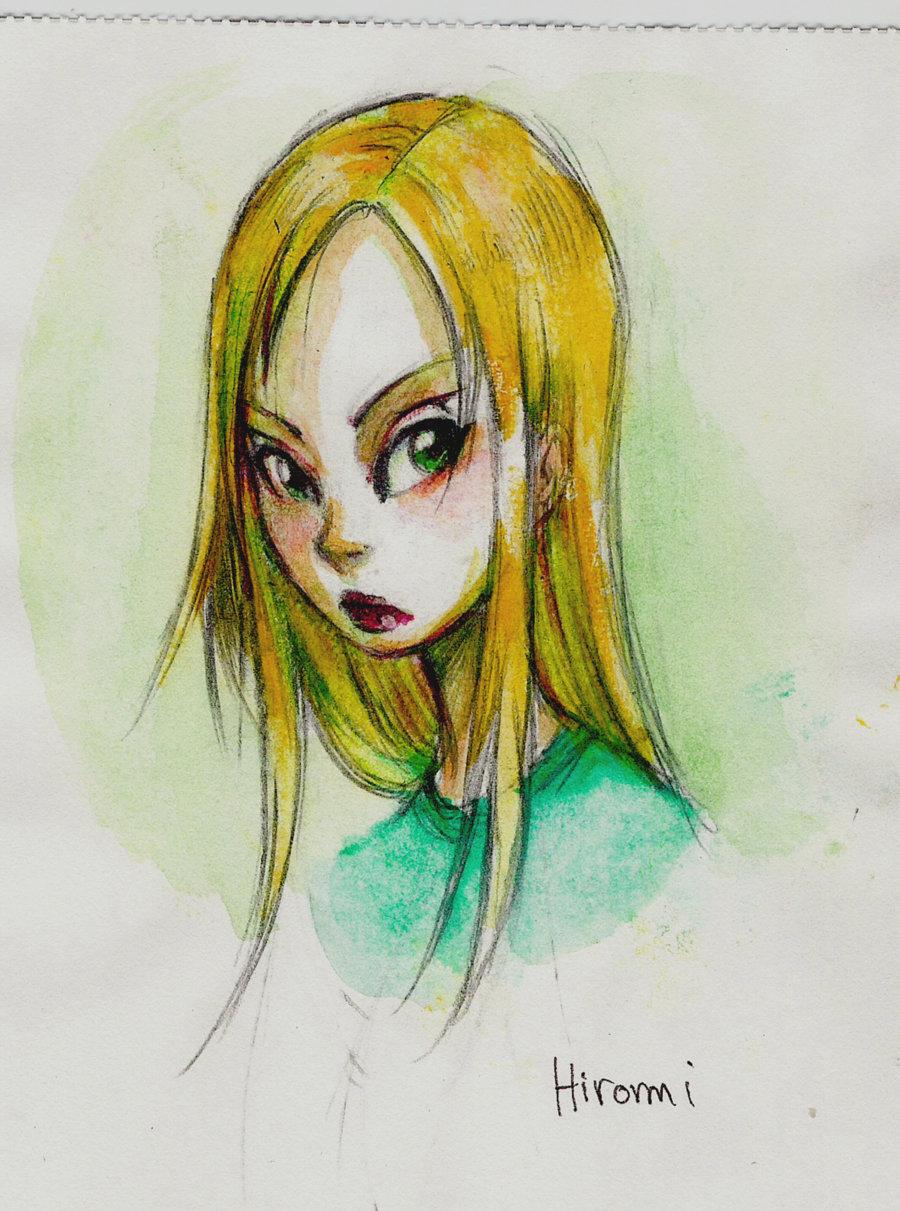 Hiromi by explosante