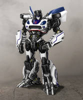 Transformers: Jazz by Diovega