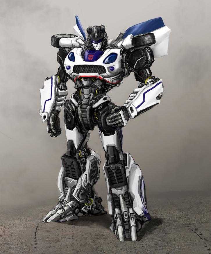 Transformers jazz by diovega on deviantart