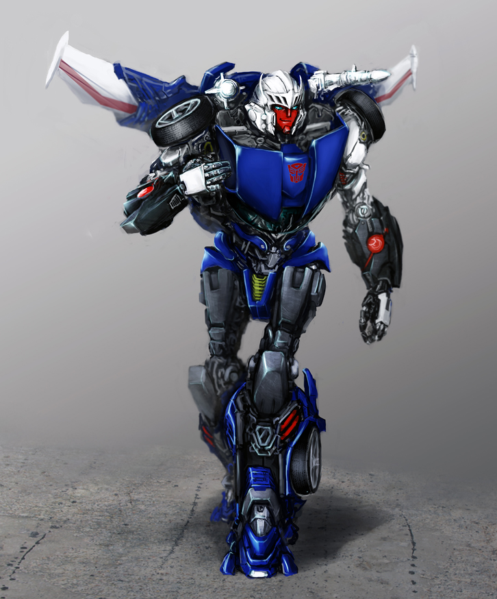 Transformers - Tracks by Diovega