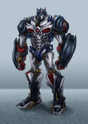 Optimus Primal by Diovega