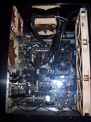 August 2009 watercooled case