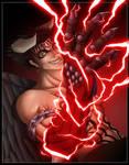 Commission: Devil Jin