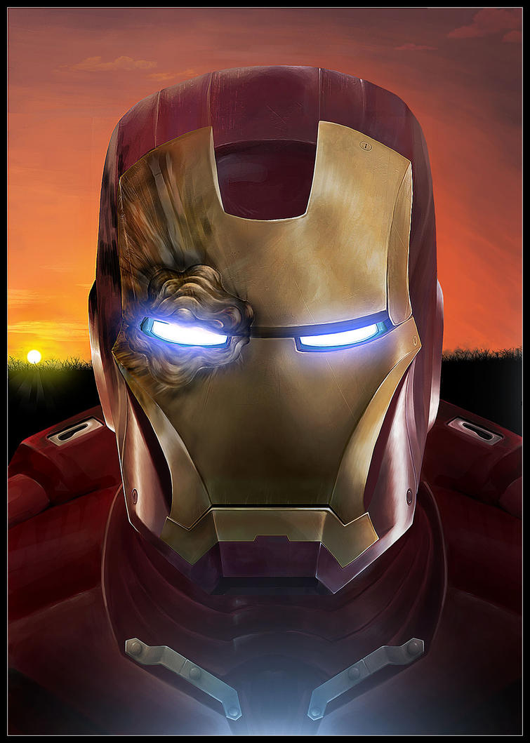 IronMan: Trail of Destruction by CoolBlueX