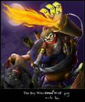 Rock-Off: Steampunk Fairytale by CoolBlueX