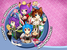 Trickster: 2nd Anniversary by CoolBlueX