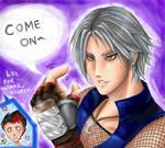 For cutekakashi: Come On --